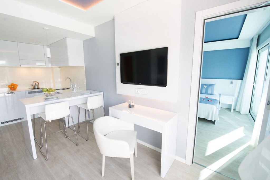 Apartamento Superior Premier Line 4 Personas